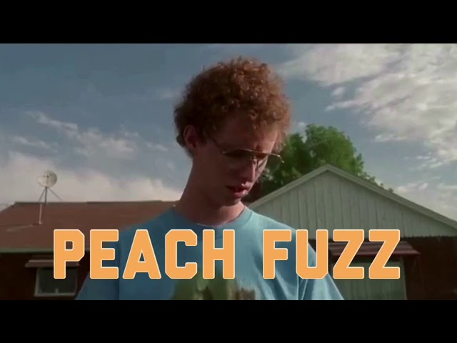 Peach Fuzz - Tyler, The Creator
