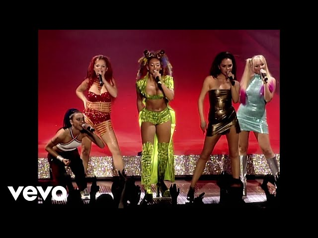 Spice Girls - Spice Up Your Life