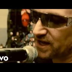 U2 - All Because Of You
