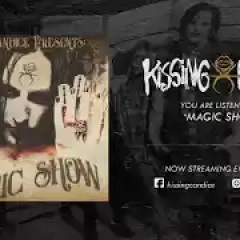 Kissing Candice - Magic Show