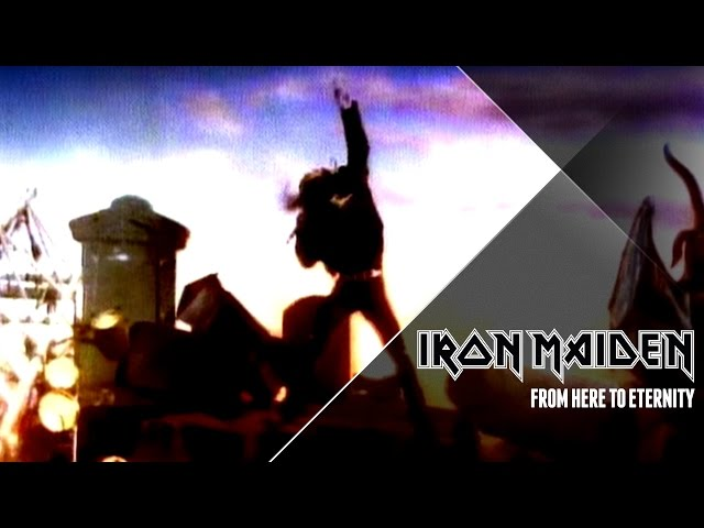 Iron Maiden - From Here To Eternity