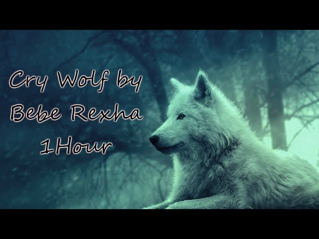 Cry Wolf - Bebe Rexha